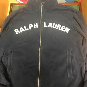 Vintage Polo Jeans 'Ralph Lauren' Spell out Zip Up